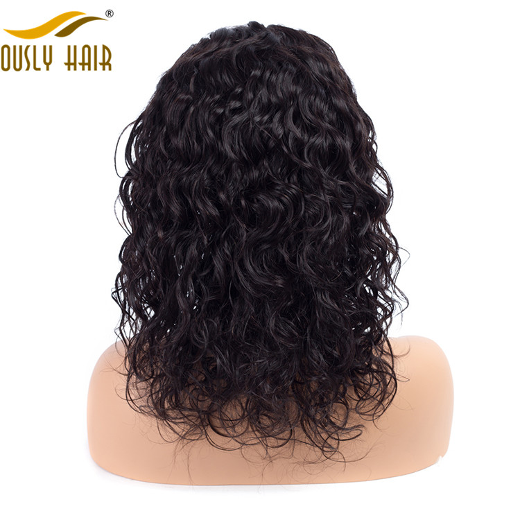 Brazilian Remy Hair Short Bob Wigs With Baby Hair Ously Hair Pre Plucked Hairline Lace Front Human Hair Wigs