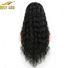 Lace Front Human Hair Wigs For Black Women Brazilian Wavy Remy Hair Wigs Pre Plucked Natural Hairline With Baby Hair Free Shipping
